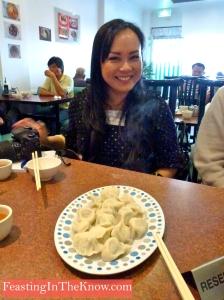 Northern Chinese dumplings