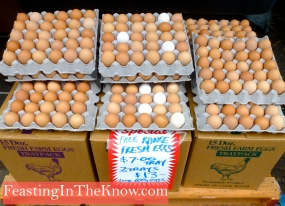Cheapest free-range eggs in Sydney