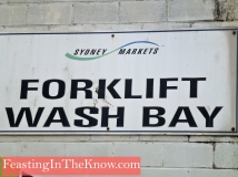 Flemington market sign 2