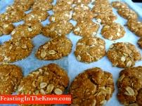 Anzac biscuits - original flavour