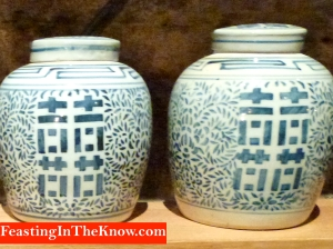 Double happiness jars