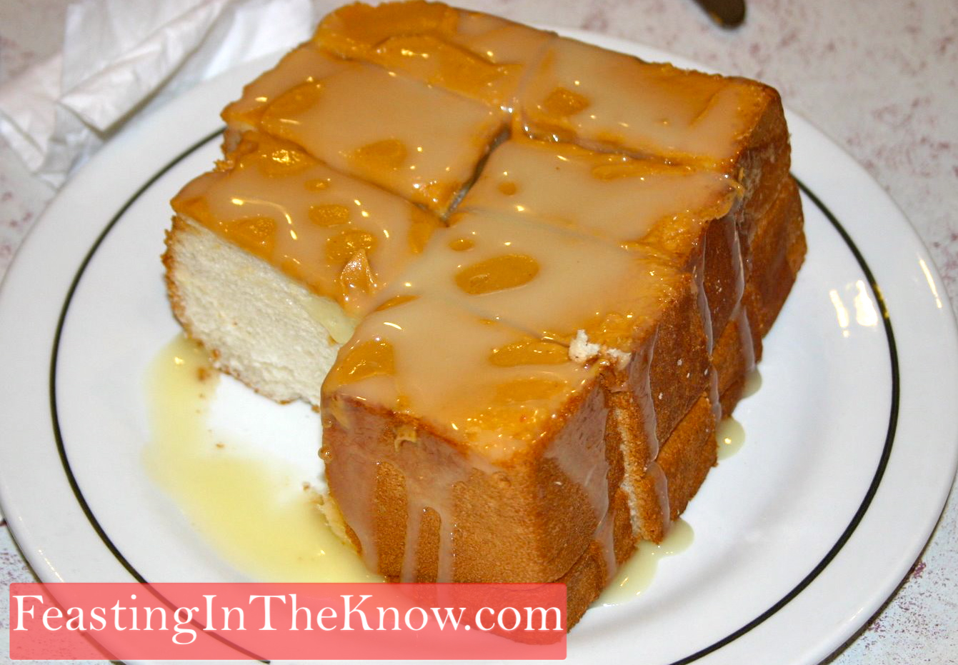 Condensed Milk Toast Feasting In The Know