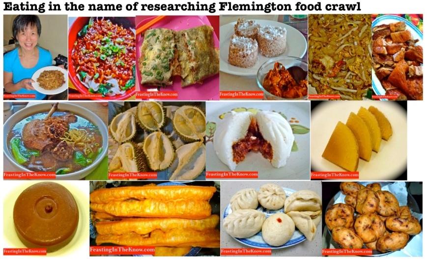 Flemington delights