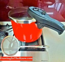 Indispensable kitchen equipment