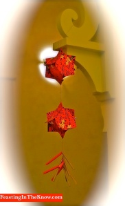 My hand-made Chinese New Year lanterns
