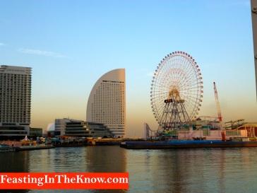 Yokohama by day