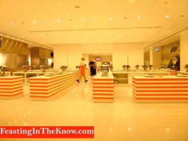 Cupnoodles Museum kitchen