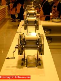 Instant ramen workshop in Cupnoodles Museum, Yokohama, Japan 2