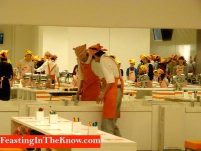 Cupnoodles Museum kitchen 2