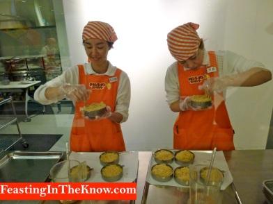 Instant ramen workshop in Cupnoodles Museum, Yokohama, Japan 3
