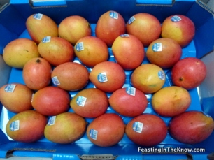 Calypso mangoes