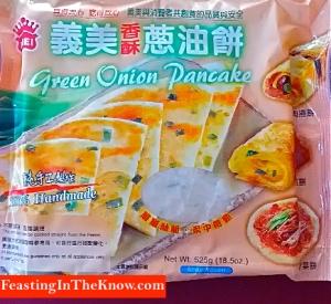 green onion pancake frozen