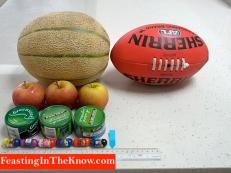How big is my $4 rockmelon