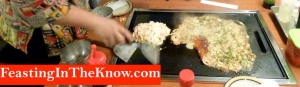 Okonomiyaki vs monjayaki