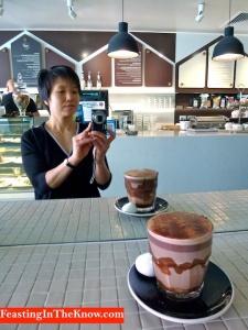 Burwood hot chocolate