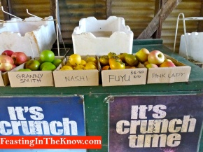 farm gate apples for sale
