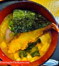 Hokkaido style ramen