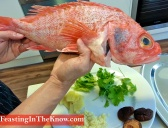 Steamed fish 1