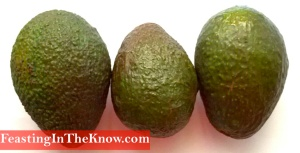 avocado vegetable market produce