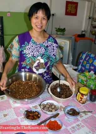 Making bakchang