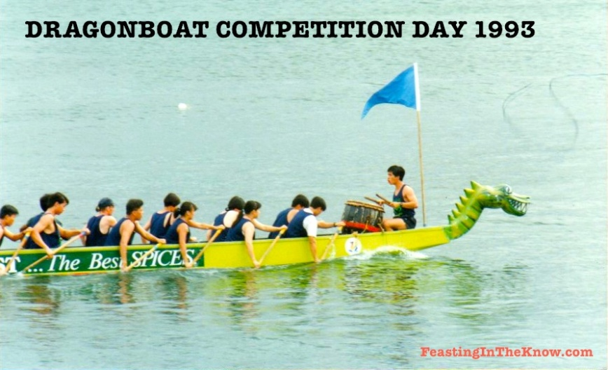 Dragonboat race day