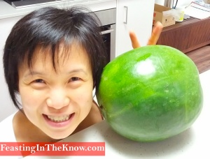 watermelon and my head fruit market produce