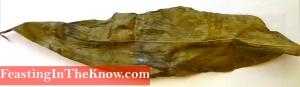 zongzi bamboo leaf wrap