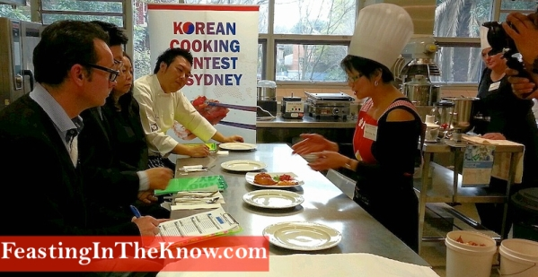 K food world festival korean cooking contest mbc 5