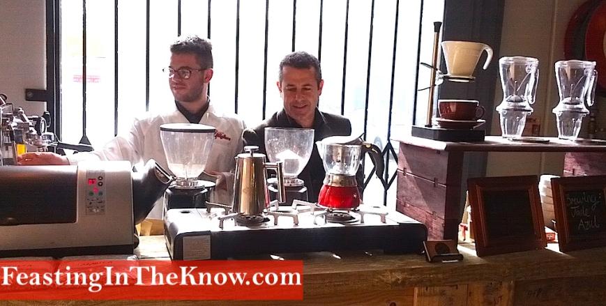 CoffeeTastingLab