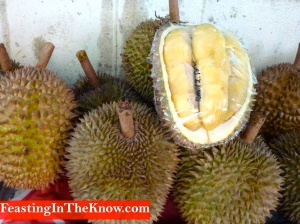 durian malaysia singapore fruit produce