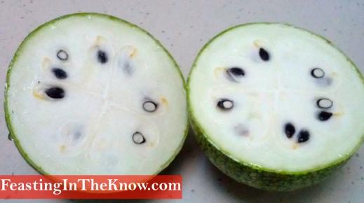 sharks fin melon