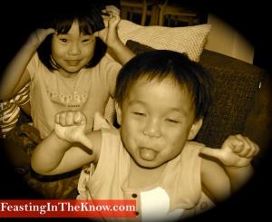 Siblingsfunnyfaces